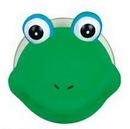 Custom Rubber Frog Accessory Guardian, 1 3/4