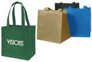 Custom Eco Friendly Non-Woven Polypropylene Tote Bag (12 1/4