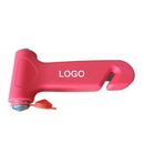 Custom Multi-function Emergency Safety Hammer, 5 1/3