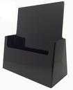 Custom Black Wall/ Counter Letter Holder, 8 3/4