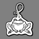 Custom Frog (Front) Bag Tag