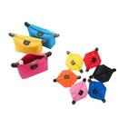 Custom Folding Travel Cosmetic Bag For Women, 10 5/8