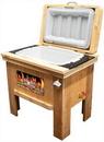 Custom Frio 48QT Cedar Cooler, 19.5