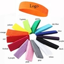Custom Sports Cotton Headband Unisex, 6 3/10