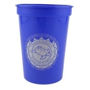 Custom Smooth 12 Oz. Stadium Cup