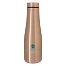 Custom 20 Oz. Lincoln Stainless Steel Bottle, 9 1/2