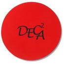 Custom Round Mouse Pad (Single Color Imprint), 8