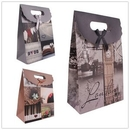 Custom Paper Gift Boxes/Bags Multi - Color Printed, 4