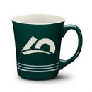 Custom Churchill Mug - 16oz Green