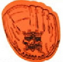 Custom Baseball Glove Foam Hand Mitt - (14
