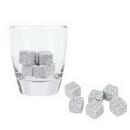 Custom Marble Chilling Whiskey Ice Stone, 3/4