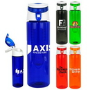 Custom Trendy 24oz. Colorful Bottle with Infuser, 2.75