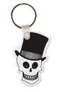 Custom Skeleton Head Key Tag
