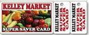 Custom Deluxe Card w/ 2 Key Tags - .020