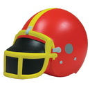 Custom Football Helmet Squeezies Stress Reliever