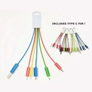 Custom 5 In 1 Multi Charging Cable, 6