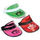 Custom Imprinted Plastic Dealer Visor