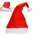 Custom Christmas Santa Hat, 11 13/32