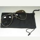 Custom Micro Fiber Sunglasses Pouch, 6.5