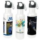 Custom Hdi 25 Oz. Water Bottle, 2 3/4