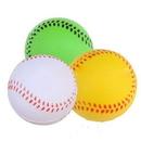 Custom Stress Reliever- Baseball, 3 1/2