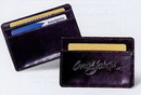 Custom Concord Leather Card Wallet