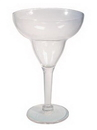 Acrylic Martini Glasses - Blank (12 Oz.)