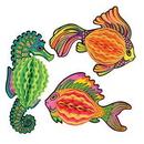 Custom Tissue Fish, 10