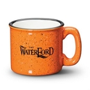 Custom Savannah Mug - 15oz Orange