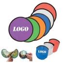 Custom Folding Disc Flyer, 10