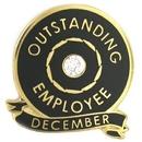 Custom Outstanding Employee - December, 7/8