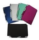 Custom Aluminum Notebook w/Pen, 4 5/16