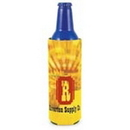 Custom Eco Aluminum Bottle Coolie ( 4 Color Process), 1/8