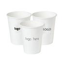Custom Screen Printed 14oz Paper Disposable Cup, 2 1/4