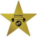 Custom Foil Awards Night Star, 12