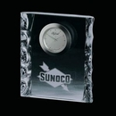 Custom ASO! Jersey Clock - Jade 41/4
