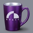 Custom Dundas Coffee Mug - 11oz Purple