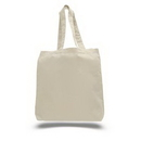 Custom Economical tote with Bottom Gusset, 15