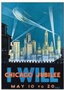 Custom Poster: 1933 Chicago World's Fair - Chicago Jubilee