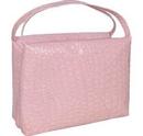 Custom Lustrous Tote Bag, 11