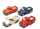 Custom 1955 Chevy Pick Up Truck Metal Replica