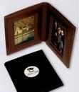 Custom Leatherette Folding Picture Frame