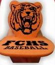 Custom Foam Tiger Head Pop Up Visor