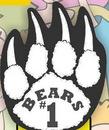 Custom Bear Claw Foam Hand Mitt