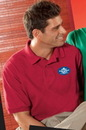 Custom Colors Hanes Comfortsoft100% Cotton Pique Polo Shirt