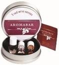 Custom Set Of 3 Red Wine Aromabar Starter Kit, 3 3/4
