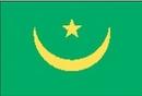 Custom Nylon Mauritania Indoor/Outdoor Flag (4'x6')