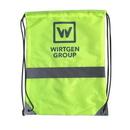 Custom Safety Reflective Drawstring Bag, 19