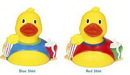 Custom Rubber Event Duck, 3 1/4