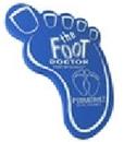 Custom Foot Foam Hand Mitt - (17